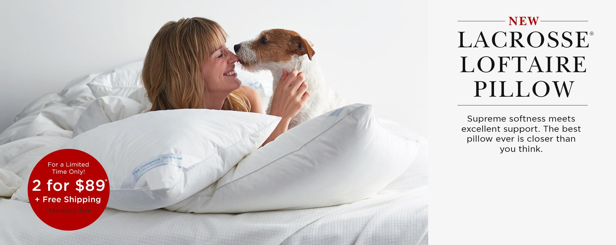 Shop LaCrosse LoftAire Pillow