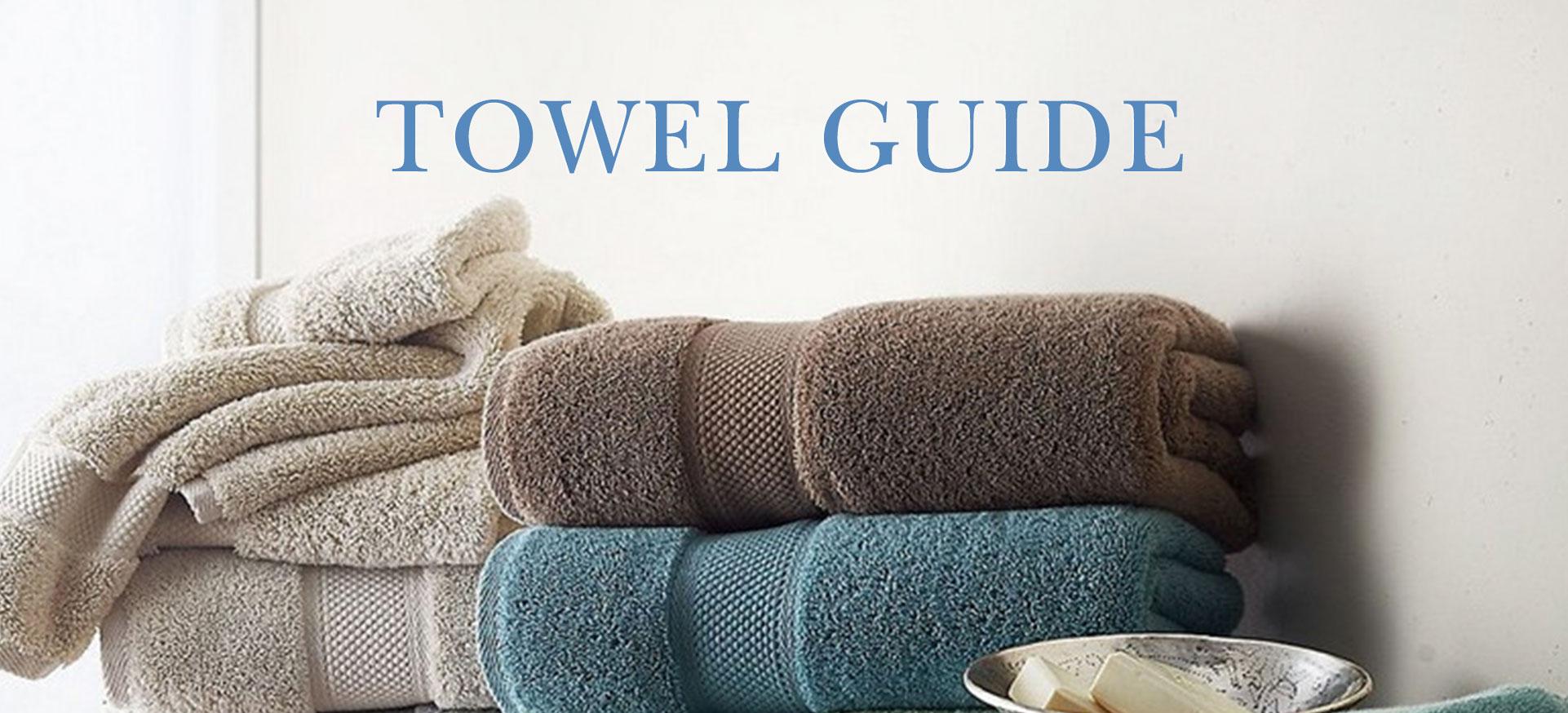 Towel Guide