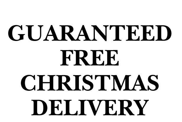 Guaranteed Free Christmas Delivery